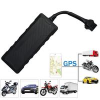 Compact GPS Position Tracker Car Battery Motorcycle Electric Bicycle Tracking Vehicle Anti Lost GPS Locator Car Accessories
