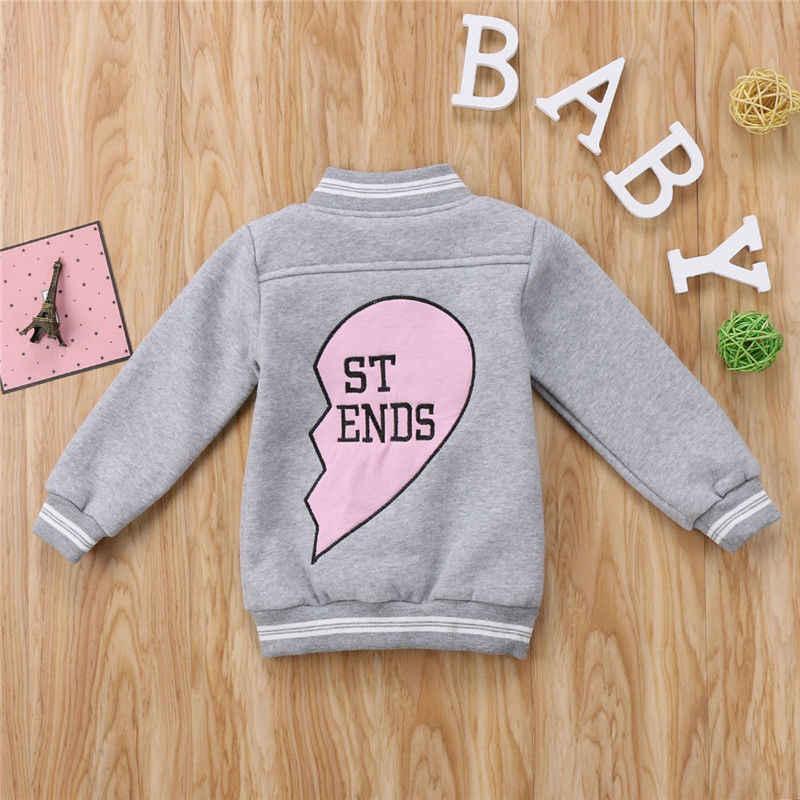 Niños niño bebé niña ropa chaqueta abrigo traje de nieve Tops Outwear niños niño niñas moda Otoño Invierno cálido botón abrigo 0-5 T