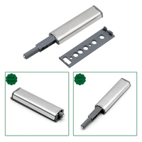 20pcs Heavy Duty Magnet Door Stopper Soft Quiet Close Door Rebound Damper For Cabinet Drawer Furniture Hardware Free Handle
