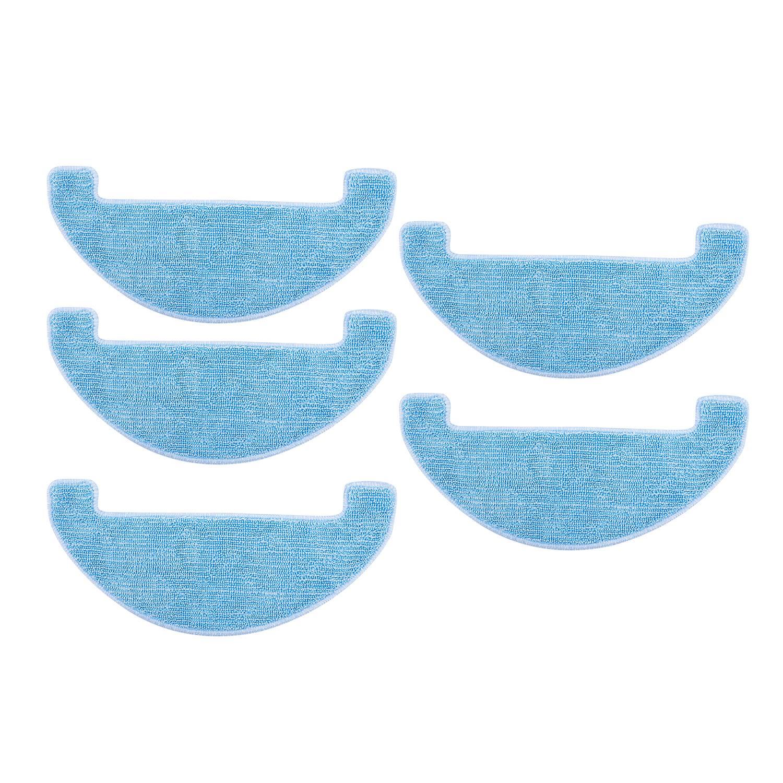 5 шт Замена очистки Pad чистой СС для Ilife V80, V8S, X800, X750, X787, X785 робот пылесос Запчасти аксессуары