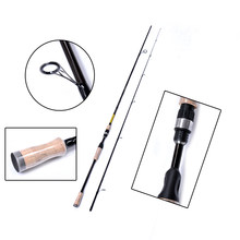 Nepos Medium Spin 2.4 2.7 M Fishing Rod Lure Serat Karbon Spinning Rod Casting Rod Canne Spinnng Leurre Rod(China)