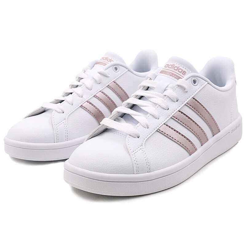 588568b57 ... Original Authentic Adidas NEO Label CF ADVANTAGE Women s Skateboarding Shoes  Sneakers Anti-Slippery Hard- ...