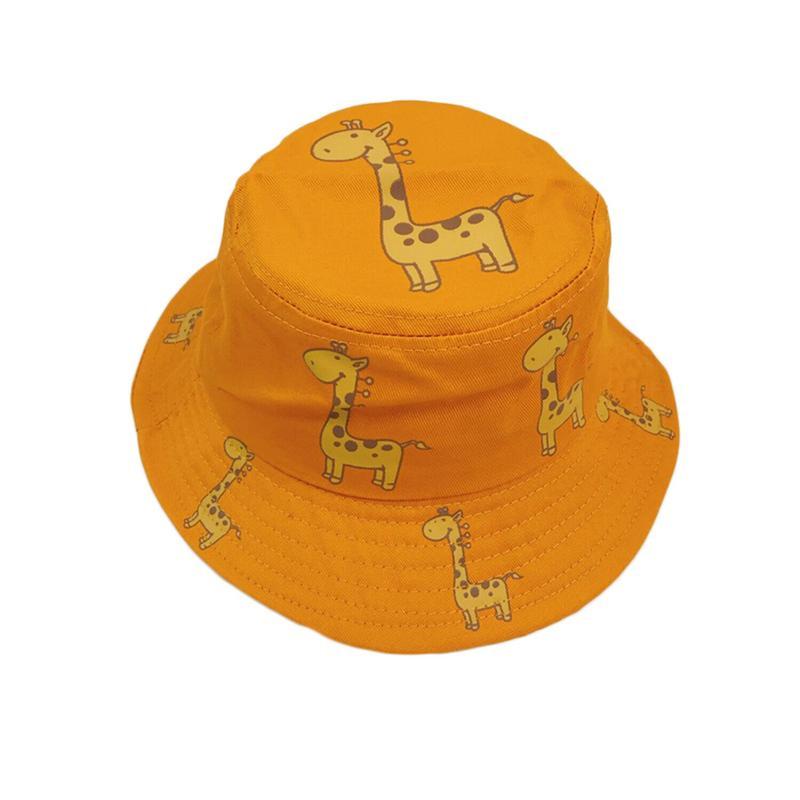 Detail Feedback Questions about Child Cute Giraffe Fisherman Bucket Hat Cap  Folding Basin Caps Hats For Children Kids Girls And Boys Fishing Sun Hat ... e1d89c511797