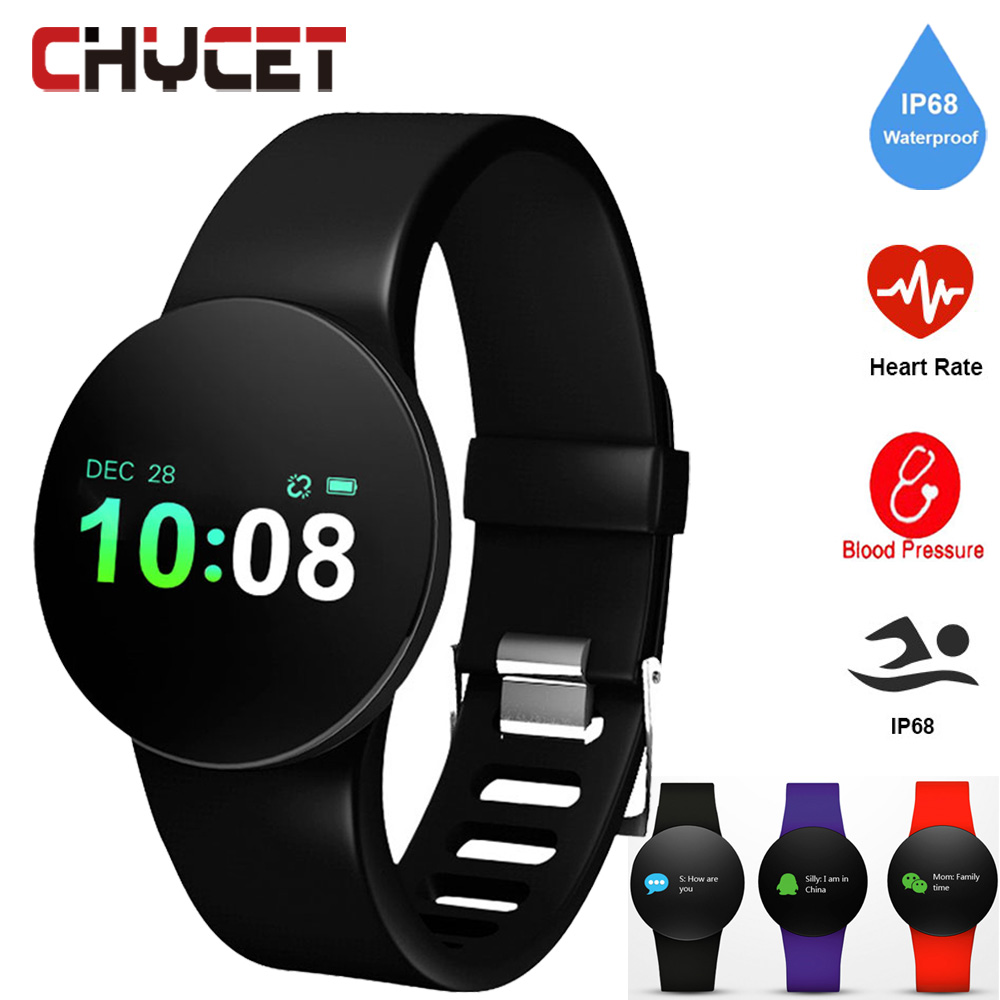 Smart Band Blood Pressure Watch Fitness Tracker Watchproof IP68 GPS Heart Rate Monitor Pedometer Watch Sport Health Men WomenSmart Band Blood Pressure Watch Fitness Tracker Watchproof IP68 GPS Heart Rate Monitor Pedometer Watch Sport Health Men Women