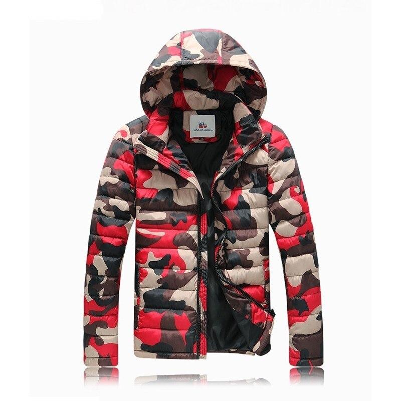 Zollrfea New Winter Jacket Men Thicken Super Warm Parkas Casual Outwear Hooded Turn-down Collar Coats Men Veste Homme CA0233