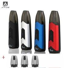 ATVS Ghost Pod Vape Pen Kit 350mAh Preheating Battery Temperature Control 1 5ml 1 5ohm Ceramic.jpg 220x220 - Vapes, mods and electronic cigaretes