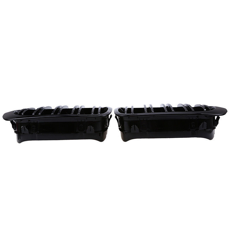 For BMW E46 98 01 Performance Gloss Black Kidney Euro Sport Front Grill accessories parts high quality
