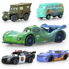 Disney Pixar McQueen матер 1:55 литья под давлением металлического сплава Модель автомобиля подарок на день рождения развивающие игрушечные лошадки для Д
