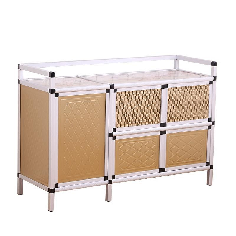 For Room End Tables Moveis Sala De Jantar Mueble Cocina Cabinet Meuble Buffet Kitchen Furniture Aluminum Alloy SideboardFor Room End Tables Moveis Sala De Jantar Mueble Cocina Cabinet Meuble Buffet Kitchen Furniture Aluminum Alloy Sideboard