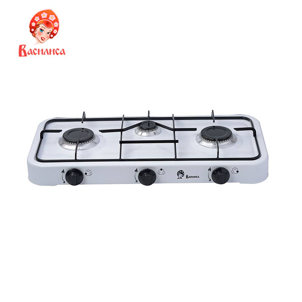 Hot Plates VASILISA 0R-00003896 home kitchen appliances cooking plate cooktop GP3-1510A gas stove hob цены онлайн