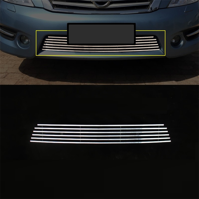 Automovil Auto Exterior protector Car Accessories Front Net 04 05 06 07 08 09 10 11 12 13 14 15 16 17 18 FOR Nissan Teana