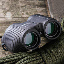 Mini Binoculars for Hunting Camping Hiking Telescope DigitaL Eyepiece 10X25 Vision Nocturna Night Powerful Professional
