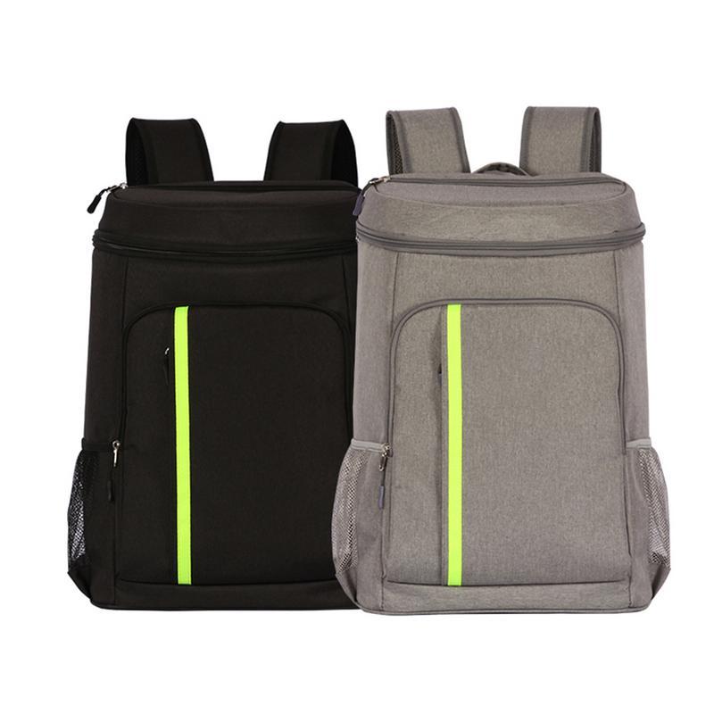 Waterproof Insulation Bag EVA Large Capacity Lunch Backpack Bottle Opener Design Picnic Travel PACK FOR Ice Beer Snacks