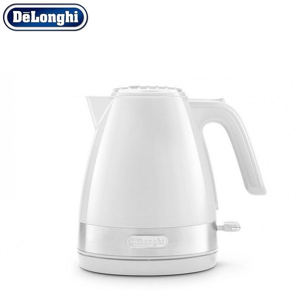 Electric Kettles Delonghi KBI 2000.W home kitchen appliances kettle make tea цена 2017
