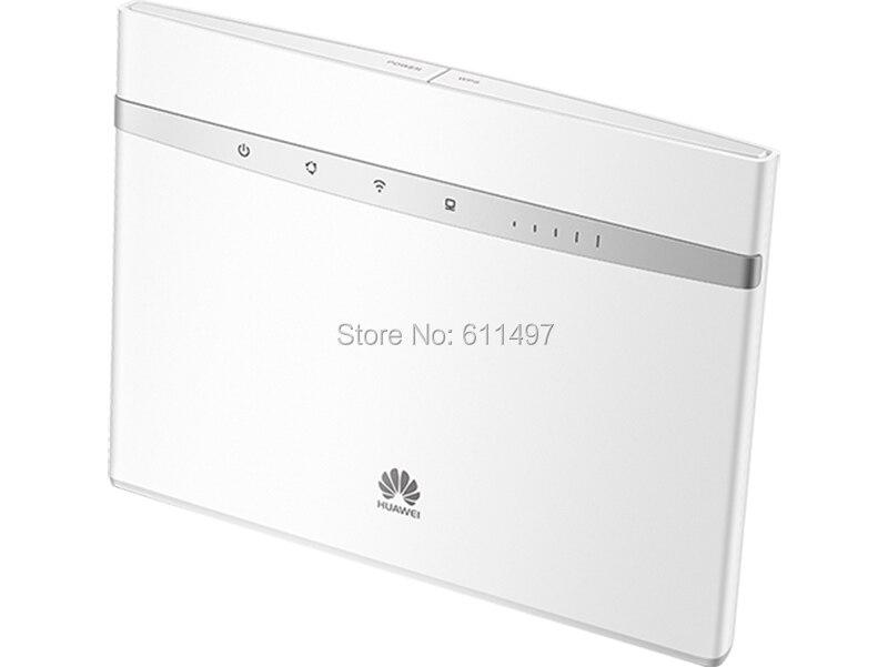 Image 3 - Nowy odblokowany B525S 65a Huawei B525 4G LTE CPE Router 300 mb/s WIFI brama routera Cat. 6 mobilny punkt aktywny PK E5186s 22a B715s 23cRutery 3G/4G   -