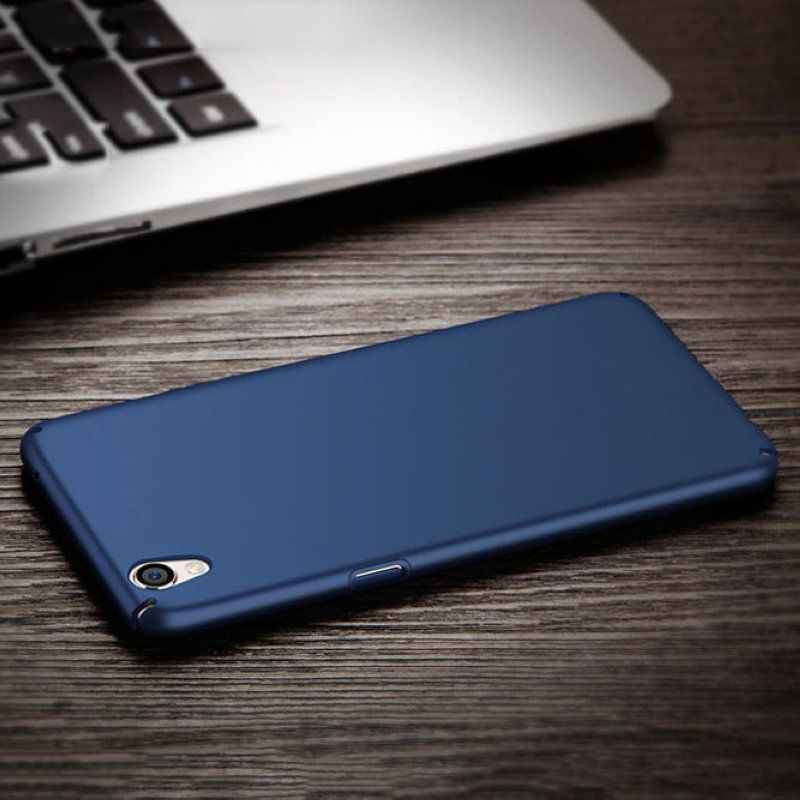 Bảo Vệ 360 Độ Siêu Mỏng Mờ Mờ Cứng PC Ốp Lưng Điện Thoại Dành Cho Sony Xperia X Xa XA1 Cực X XZ Z5 Nhỏ Gọn Fundas