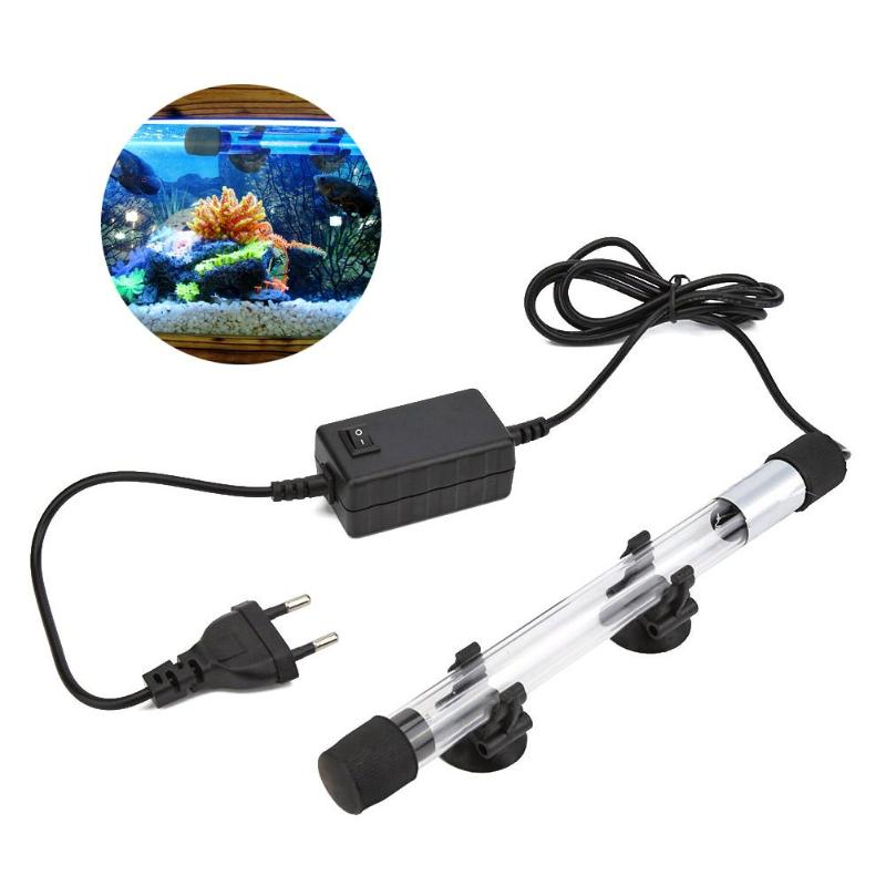Submersible Aquarium Pond Fish Tank Light UV Sterilizer Water Clean Lamp SPE CHW