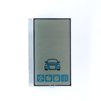 50PCS/lot lcd display for Starline A93 GSM
