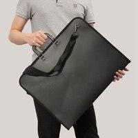 A3 портфель расширяющаяся папка органайзер для файлов офисный документ чехол прочный яркие принадлежности для рисования сумка