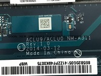 BiNFUL STOCK 100% NEW NM A311 ACLU9 ACLU0 MOTHERBOARD FOR LENOVO G40 30 NOTEBOOK (attention ,do not fit G50 30 )
