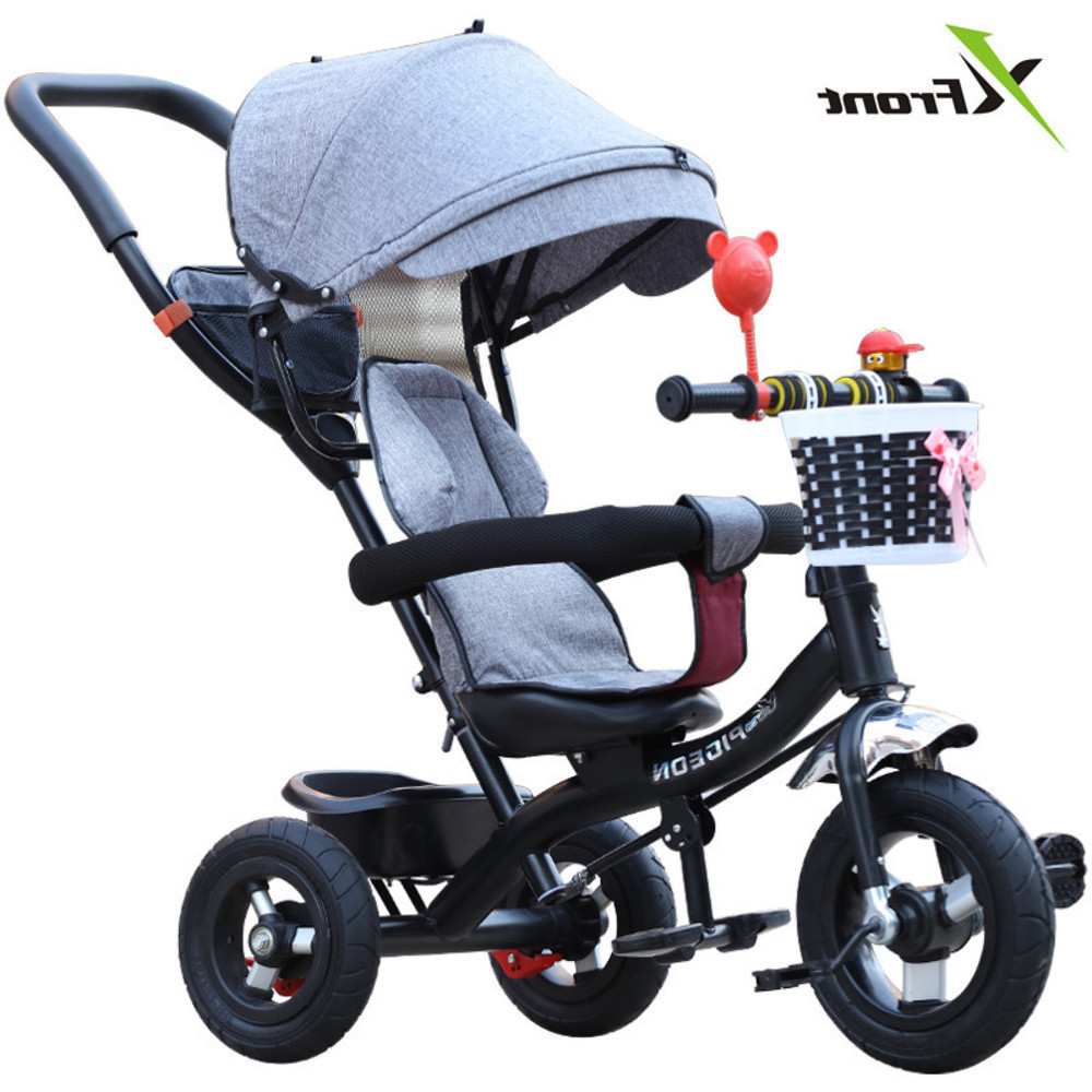 New Brand Child Tricycle High Quality Swivel Seat Child Tricycle Bicycle Baby Buggy Stroller Bmx Baby Car BikeNew Brand Child Tricycle High Quality Swivel Seat Child Tricycle Bicycle Baby Buggy Stroller Bmx Baby Car Bike