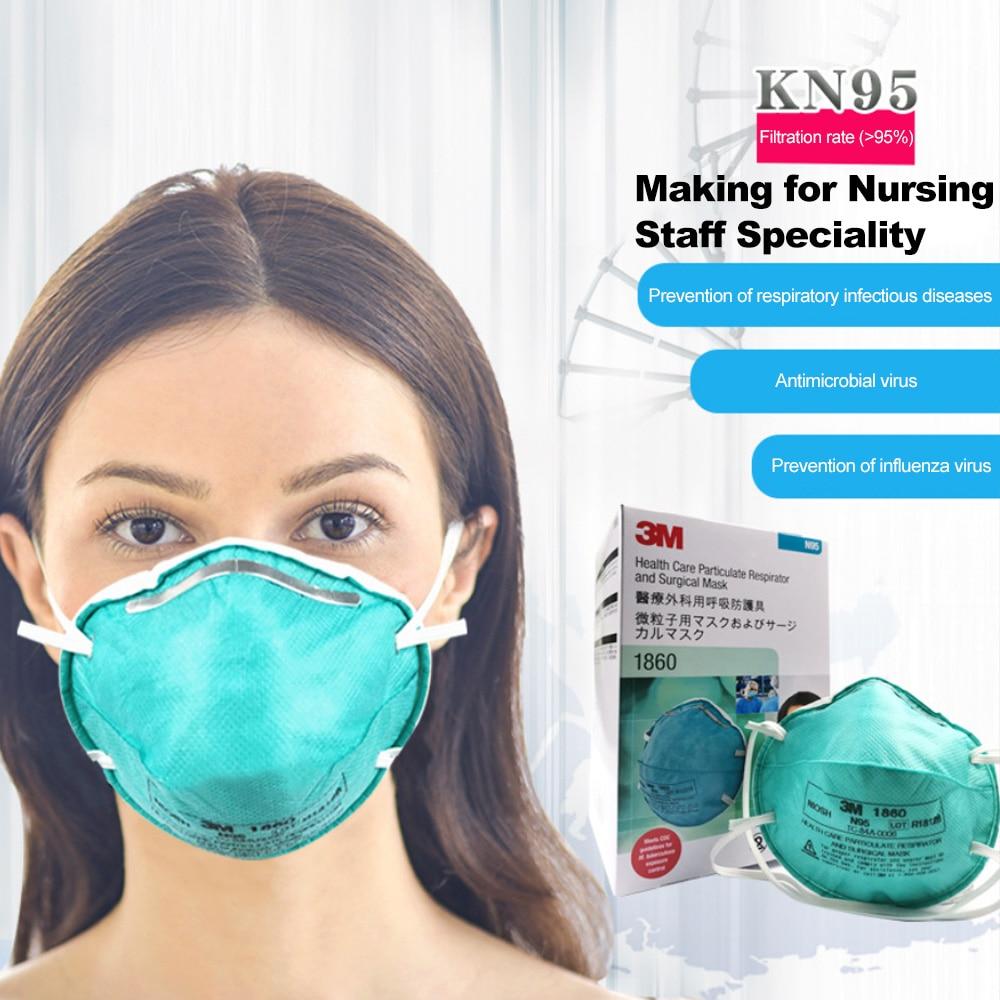 antiviral mask 3m