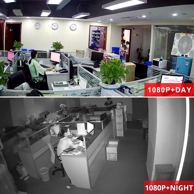 Kamera Sistem Keselamatan Kamera CCTV Wheezan 4CH NVR Wifi Camera - Keselamatan dan perlindungan - Foto 3