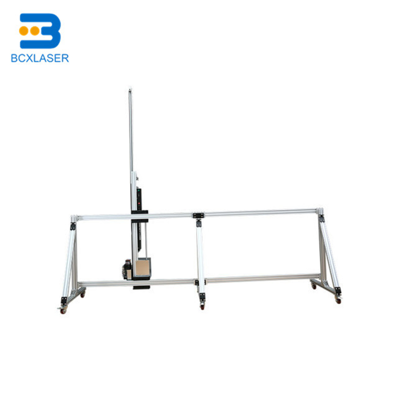 High Resolution Large Wall Printer 4 Color Ink Large Prints 3D Printer Machine Automatic Wall Painting