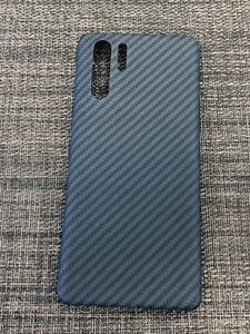 Image 2 - CF غلاف هاتف من ألياف الكربون لهاتف هواوي P30pro هواوي P30 خصائص رقيقة وخفيفة مادة ألياف الأراميد