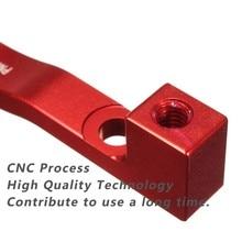 MTB Brake Disc Bracket Adapter For  203mm / 8 Inch Disc Rotor