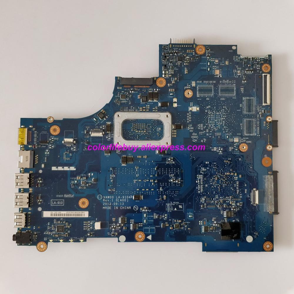 Image 2 - Genuine CN 0671DP 0671DP 671DP VAW00 LA 9104P 2117U Laptop Motherboard Mainboard for Dell Inspiron 15R 3521 5521 Notebook PC-in Laptop Motherboard from Computer & Office