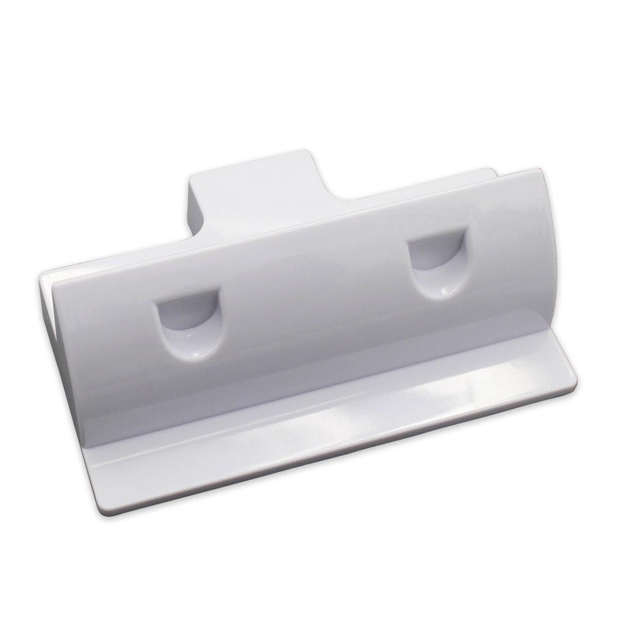 Kit de support de montage de panneau solaire ABS blanc de 7 pièces/ensemble Gand d'entrée de câble idéal pour caravane camping-car - 4