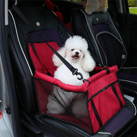 Pet Bag Carrier For Cat Dog Travel Transport Dog Car Seat Cover Cat Carrying Backpack for Small Dog Kitten Puppy Chihuahua Doggy