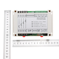 4 Channel 4CH Current Controller Switch Control Monitoring Relay Module For Arduino