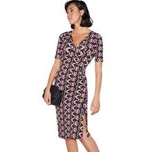 Compra dress cross neckline y disfruta del envío gratuito en AliExpress.com 14843329bdee