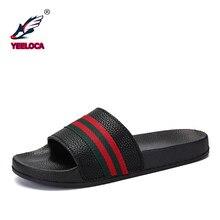 3a783e4c7 2018 новые летние характер слово Для мужчин и Для женщин Нескользящие Пляжная  обувь для влюбленных сандалии