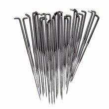 BEST 10pcs/S/M/L size Wool Felting Iron Needles Felt Tool Kit Needle Starter Beginners DIY Craft Needlework Poke needle felting(China)