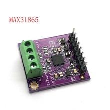 31865 MAX31865 RTD Bạch Kim Chịu Nhiệt Độ Báo Module PT100 Để PT1000