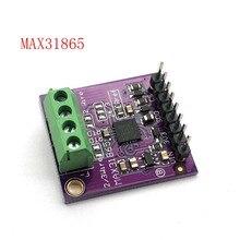 31865 MAX31865 module de détecteur de température de résistance de platine de rdt PT100 à PT1000