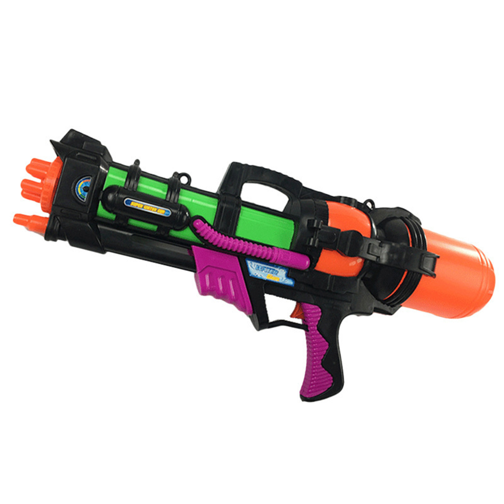 1pc High Pressure 42cm Large Capacity Water Gun Pistols Toy Water Guns Large Children Guns Kids Outdoor Games Kids Gifts
