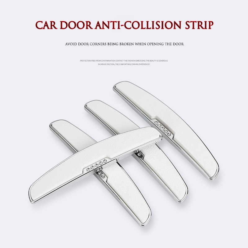 Car Door Guard Edge Protector Anti Collision Strip Car
