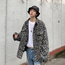 Mens Jacket 2019 Spring And Summer New Hong Kong Style Couple Loose Personality Trend Lapel Wild Casual Clothing