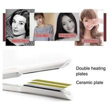 Wireless Hair Curler Straightener