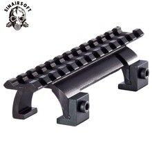 SINAIRSOFT стиль MP5, MK5, HK, G3, GSG5 коготь прицела для охотничьей Винтовки Пикатинни/Вивер рельс Handguard-MDMP5