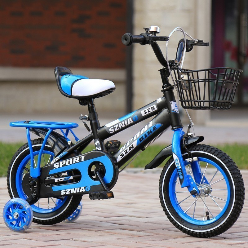 Bird Child Bicycle Belt Backseat Men And Women Baby A Child's Car Bicycle 2 Reach 9 Year Flash Assist Wheel Bikes Fahrrad