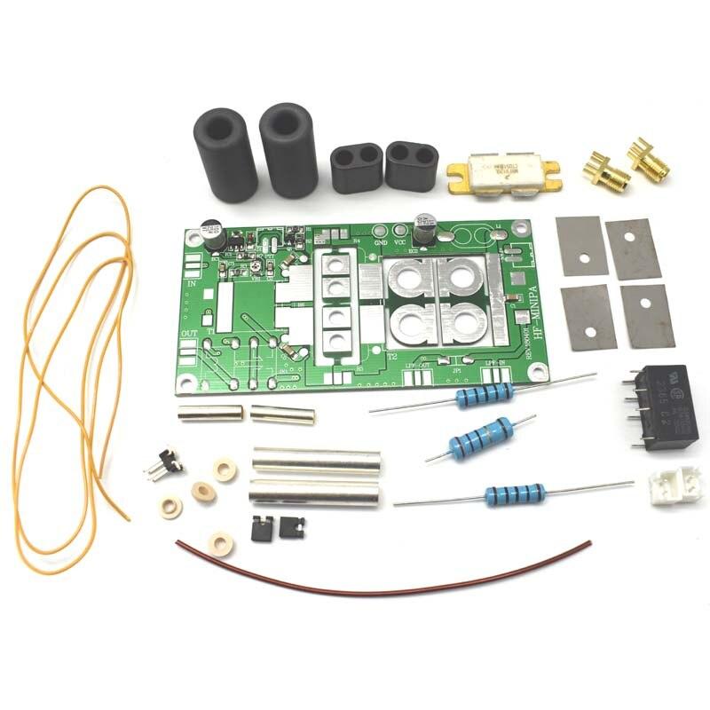Nouveau Minipa Diy Kits 100 W Ssb Linéaire Hf Amplificateur de Puissance Pour Yaesu Ft-817 Kx3 Radiateur Cw Am fm C4-005