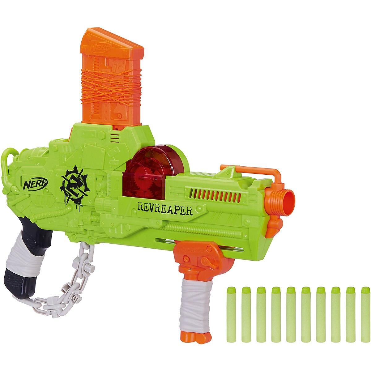 NERF jouet pistolets 8073985 pistolet arme jouets jeux pneumatique blaster garçon orbiz revolver plein air plaisir sport MTpromo
