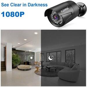 Image 3 - Nova câmera analógica ao ar livre 1080 p 2.0mp 3000tvl ntsc/pal impermeável cctv ahd dvr câmera de visão noturna câmera de vigilância de segurança