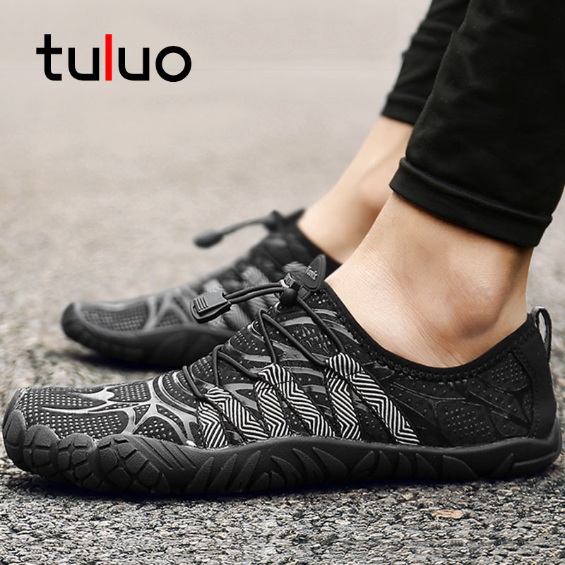 TULUO Summer Unisex Water Shoes Men Women Breathable Barefoot Quick Dry Non Slip Beach Swimming Man Sneakers Outdoor Aqua ShoesTULUO Summer Unisex Water Shoes Men Women Breathable Barefoot Quick Dry Non Slip Beach Swimming Man Sneakers Outdoor Aqua Shoes