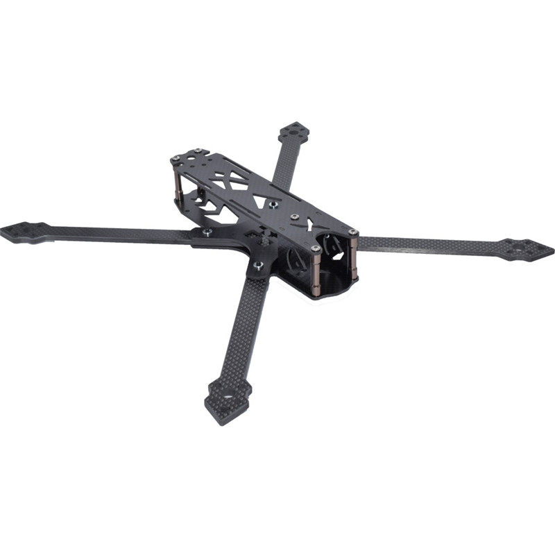 SHARK X9 342mm Wheelbase 4mm Arm 9 Inch 158g Carbon Fiber Frame Kit For RC Models